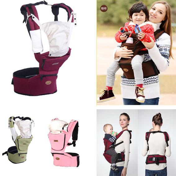 Bebé confort Hip Seat / cintura heces / nuevo diseño del bebé niño Carrier frontal bebé mochila honda popular clásica liga
