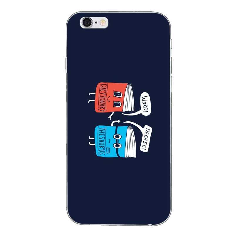 Minimalist book love table lamp Soft phone case For Xiaomi Mi A2 8 SE Pro Lite Mix Max 3 Redmi 6A S2 Note 6 Pro Pocophone F1