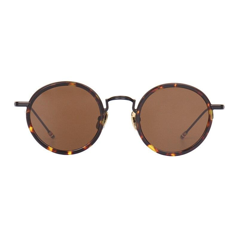 2018 rétro Petites lunettes de Soleil Rondes Femmes Hommes Vintage Marque Nuances Mâle Punk Lunettes de Soleil Pour Hommes Design De Mode Oculos de Sol