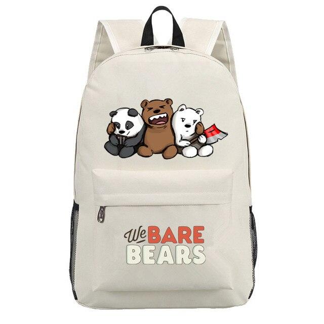 Рюкзак мультсериала Мы обычные медведи в ассортименте 4