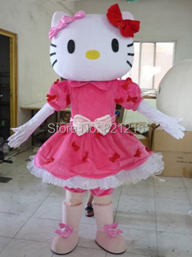 hot!Miss  Mascot Costume Adult Size  Mascot Costume+Free shipping