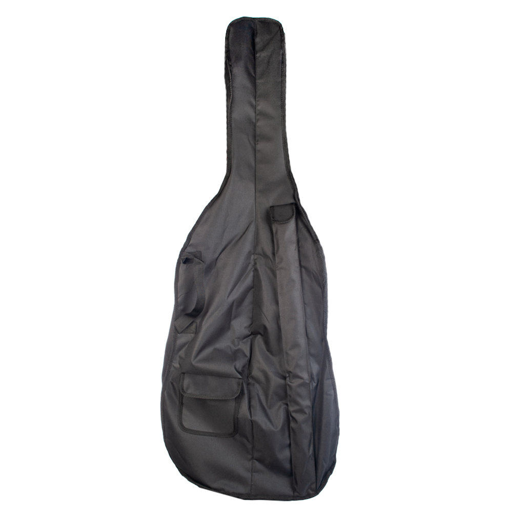 4/4 Cello Gig Carrying Bag Case Backpack with Shoulder Strap Black