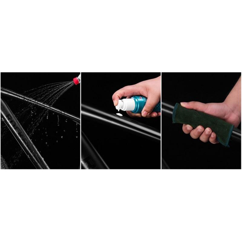 Велосипедная краска Быстродействующее остекление воск краска полировка агент воск для очистки остекление краска уход