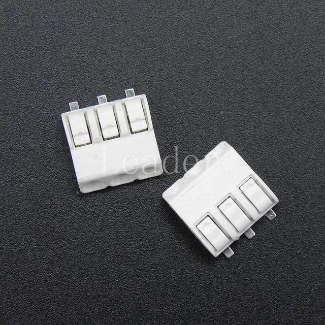 1000 pcs lot 3 pin led smd wiring terminal block push in lighting rh aliexpress com