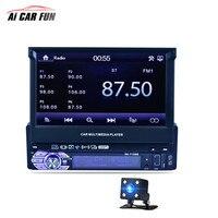 RK 7158B для стерео Радио автомобильной MP5 высокой четкости Bluetooth громкой связи 1 гама 7 дюймов сенсорный экран авто Экран автомобильный монитор