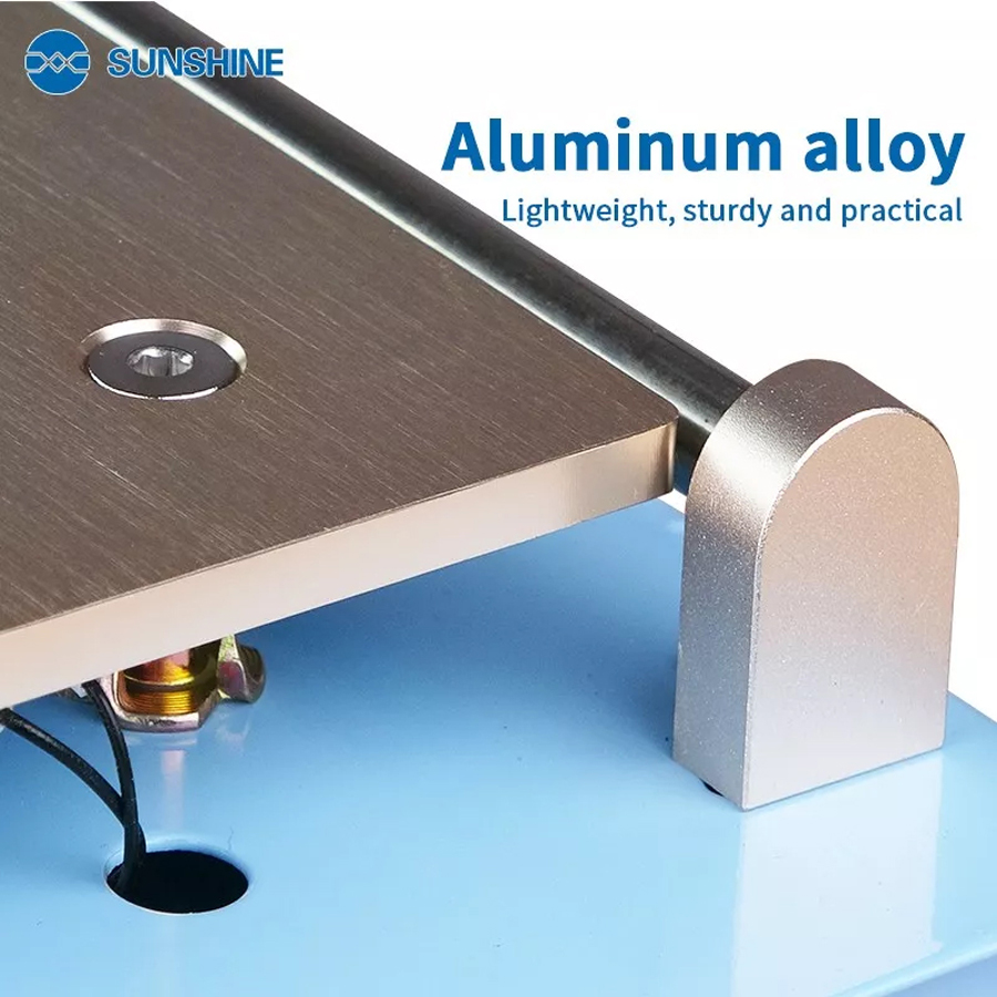 Mobile Phone/Tablet Computer LCD Screen 14 Screen Separator Constant Temperature Heating Table for Iphone IPAD Disassemble - 2
