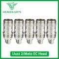 Original 5 unids eleaf ijust 2 ce bobina 0.3ohm/0.5ohm just2 atomizador cabeza bobina para ijust 2/melo/melo 2/melo 3/melo 3 mini/lemo 3
