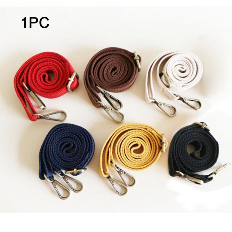 Clip On Replacement Crossbody Handle Belt Adjustable Shoulder Strap Webbing Handbag Accessory