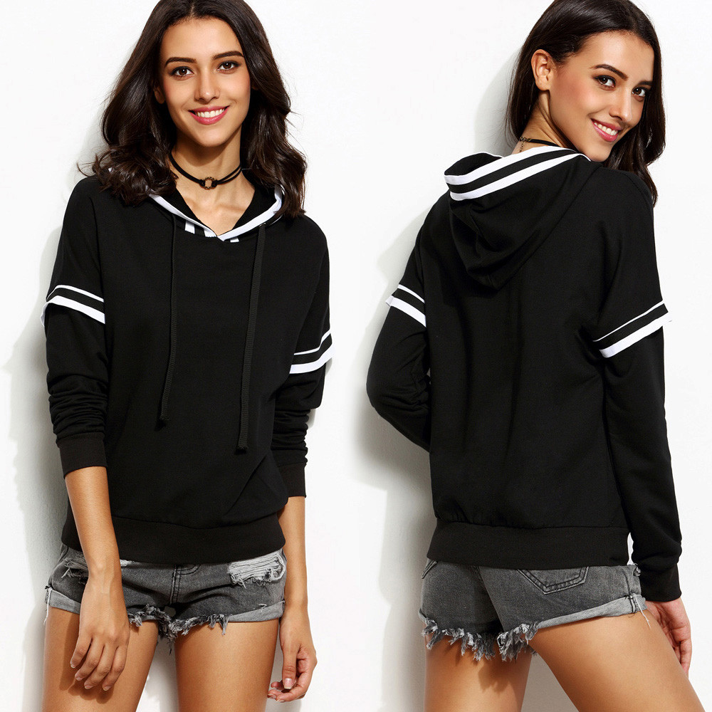 Compare Prices on Striped Sweater Hoodie- Online Shopping/Buy Low ...
