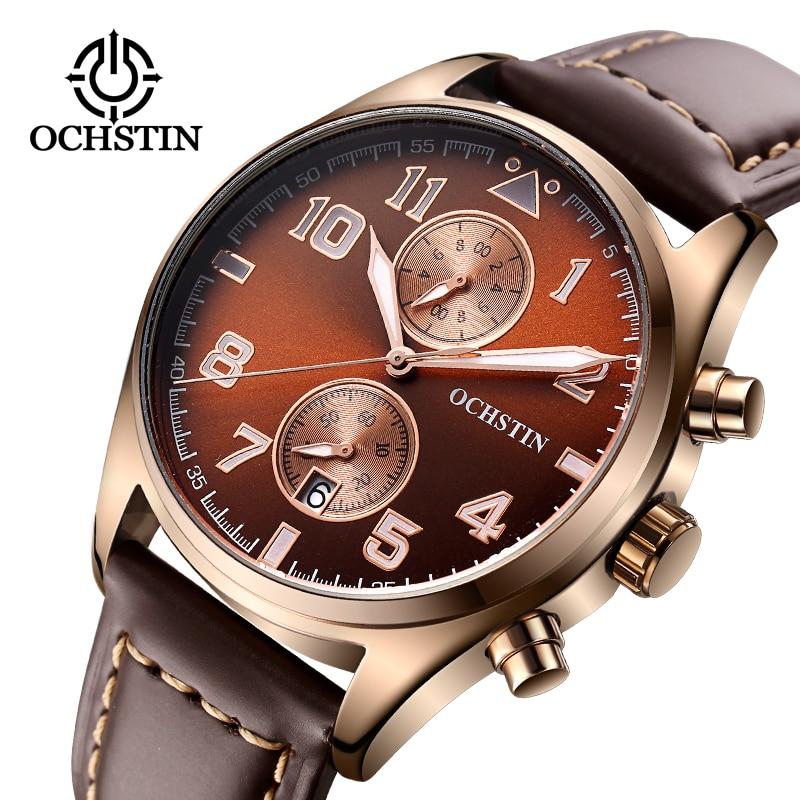 2017 Limited Ochstin bărbați ceasuri de lux marca ceas bărbați - Ceasuri bărbați
