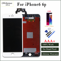 Mobymax AAA Quality Pantalla For IPhone6 6 Plus LCD Touch Screen Display Original Glass Digitizer Assembly