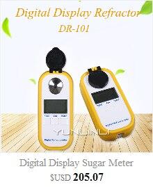 Medidor de capacitância Handheld High-precision Digital Com