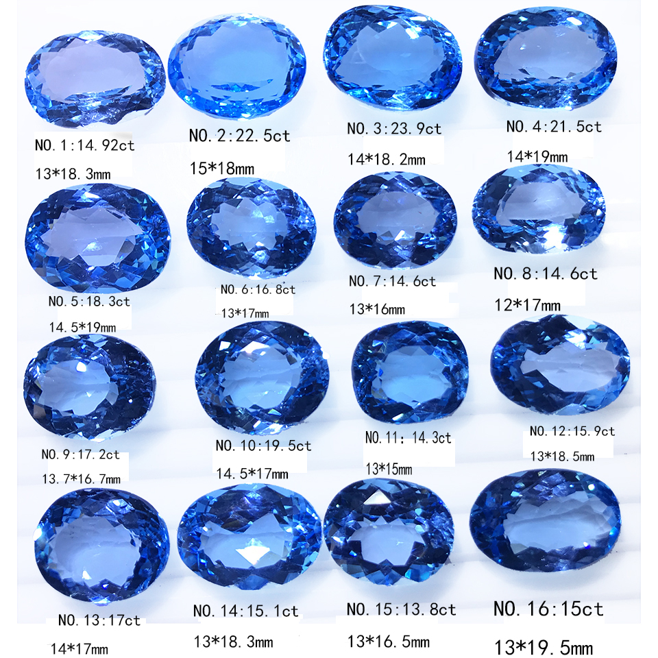 Natural Unoptimized Large Topaz Vitreous Rough Diamond Face Bare Stone, Can Be Certificated, Support Customization