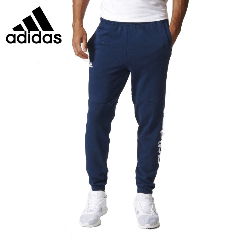 ФОТО Original New Arrival 2017 Adidas ESS LIN T PN FT Men's Pants Sportswear