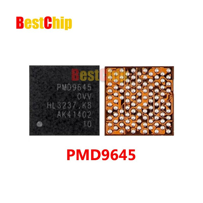 BestChip 10pcs lot PMD9645 For iphone 7 7plus baseband small power ic