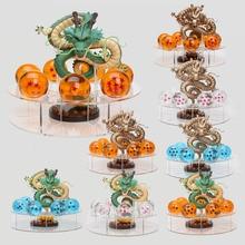 Dragon Ball Z Action Figures Shenlong and Dragon Balls