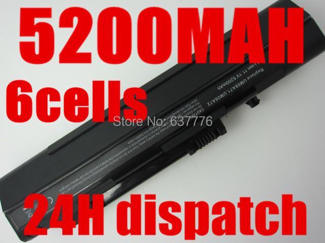 """UM08B31 UM08B52 UM08B71 UM08B72 UM08B73 UM08B74 UM08A73 Batería del ordenador portátil Para Acer Aspire One 10.1 """"571 8.9"""" A110 A150 D150 D250"""