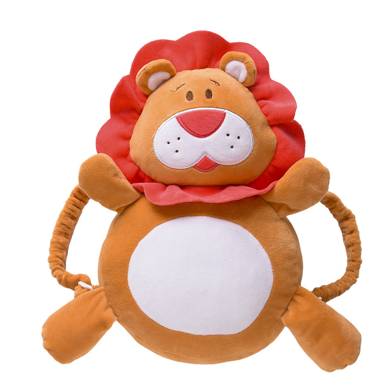 Купить с кэшбэком HOT 9 Styles Available Big Size Baby Toddler Head Neck Protection Pad Pillow Animal Design Protect Fall Drop Cushion Baby Pillow