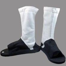 Обувь высокого качества для костюмированной вечеринки Наруто Акацуки Хидан Итачи Мадара Хошигаки Кисаме деидара; ботинки;