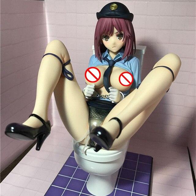 21cm Alphamax Skytube Kohinata Ran Illustrated by Kurehito Misaki 1/6 Scale Sexy Painted Adult Figure Collectible Model Toy
