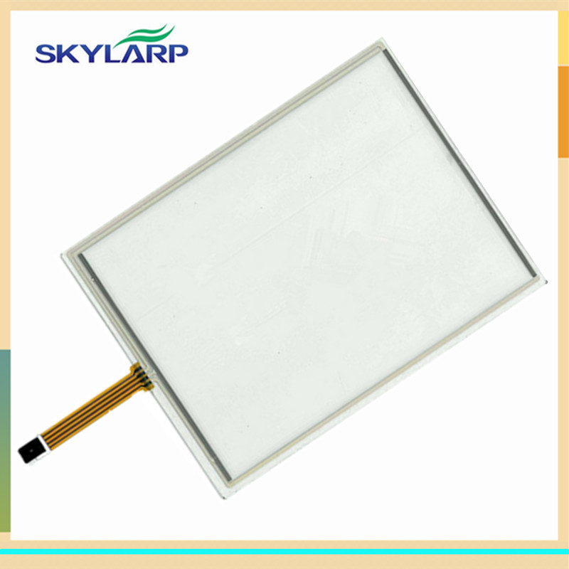 skylarpu New 10.4 inch 5 wire resistive touch screen for 234mm*178mm Industrial equipment digitizer panel