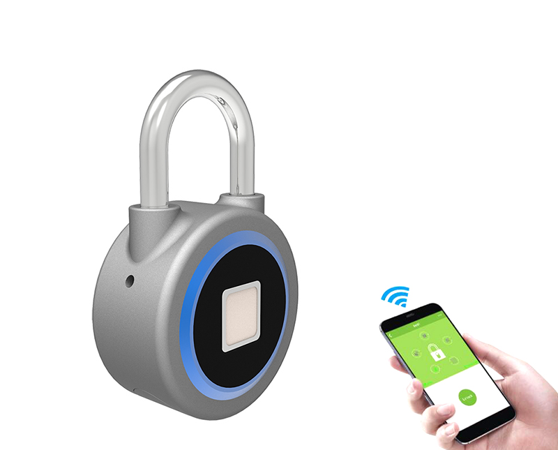 Wireless Bluetooth Fingerprint Door Access Control Lock