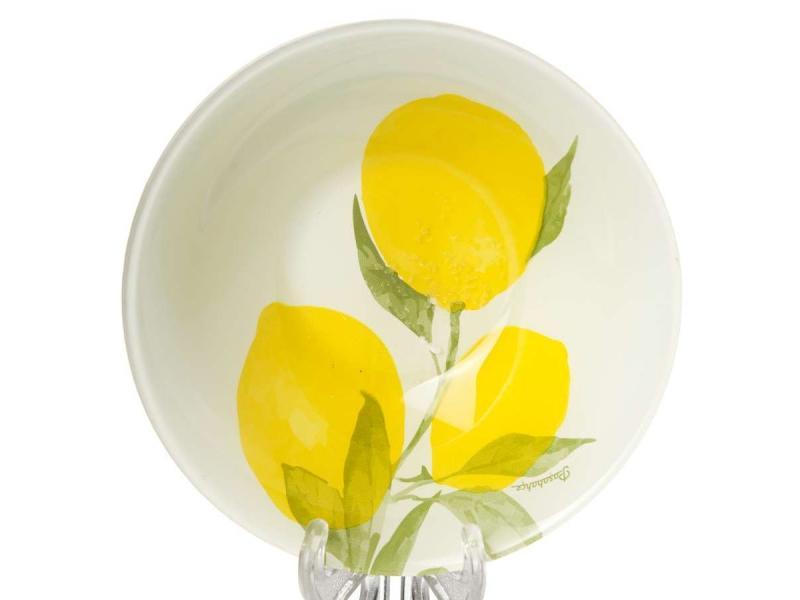 Салатник Pasabahce, Lemon, 16,2 см салатник pasabahce lemon 23 см