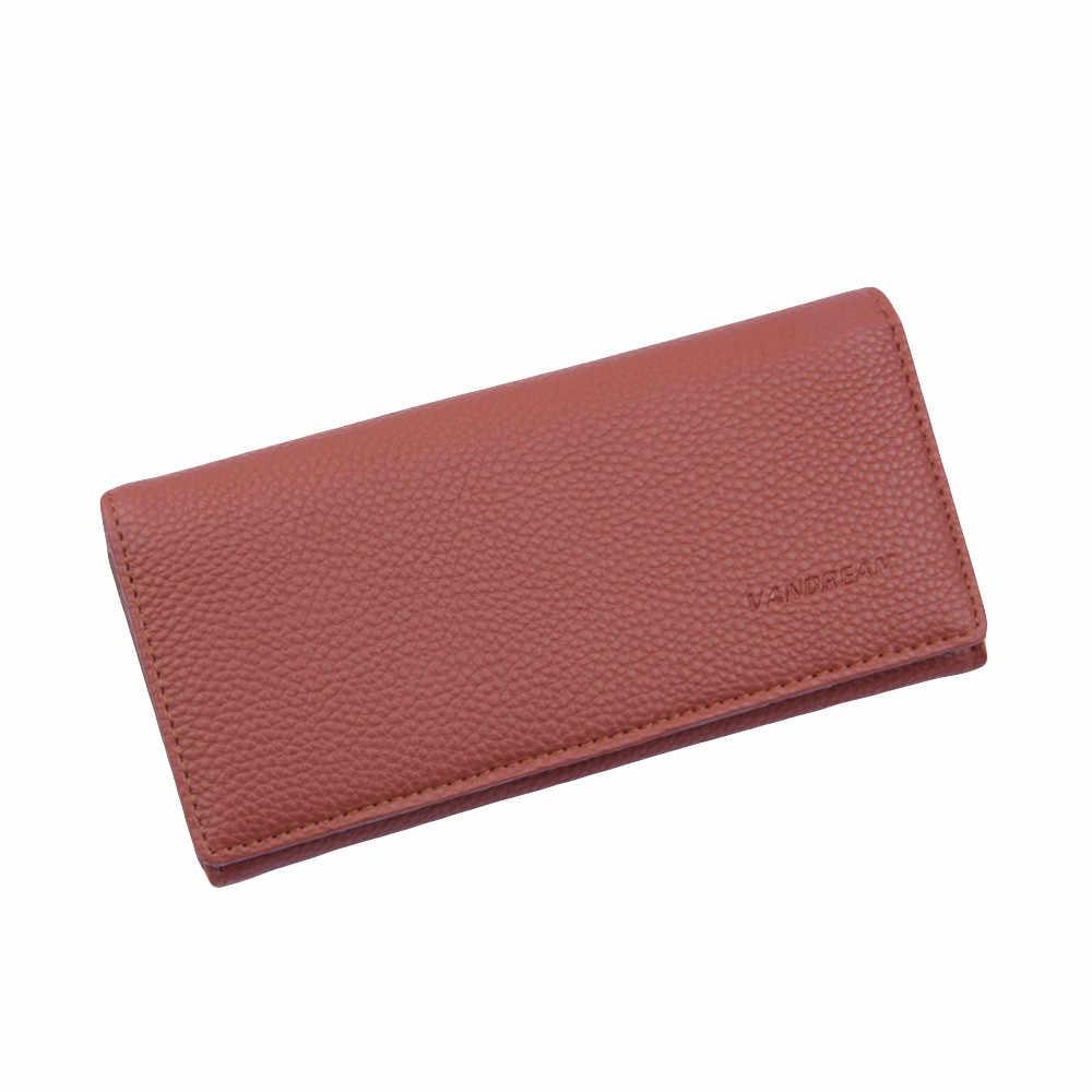 Sacs pour femmes 2019 Long portefeuille nouveau embrayage chèque livre pince à billets changement sac femmes portefeuille amour sac à main femme
