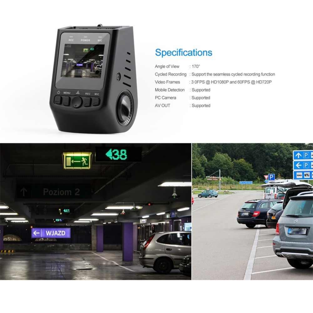 HD 1080P B40 клиновидная Автомобильная камера и DVR со встроенным 1,5 ЖК-дисплеем 30fps Обнаружение движения g-сенсор угол обзора