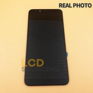 Image 2 - 100% الأصلي 5.99 بوصة LCD عرض ل Xiaomi A2 مي A2 LCD تعمل باللمس الجمعية محول الأرقام ل xiaomi 6X Mi6X عرض استبدال