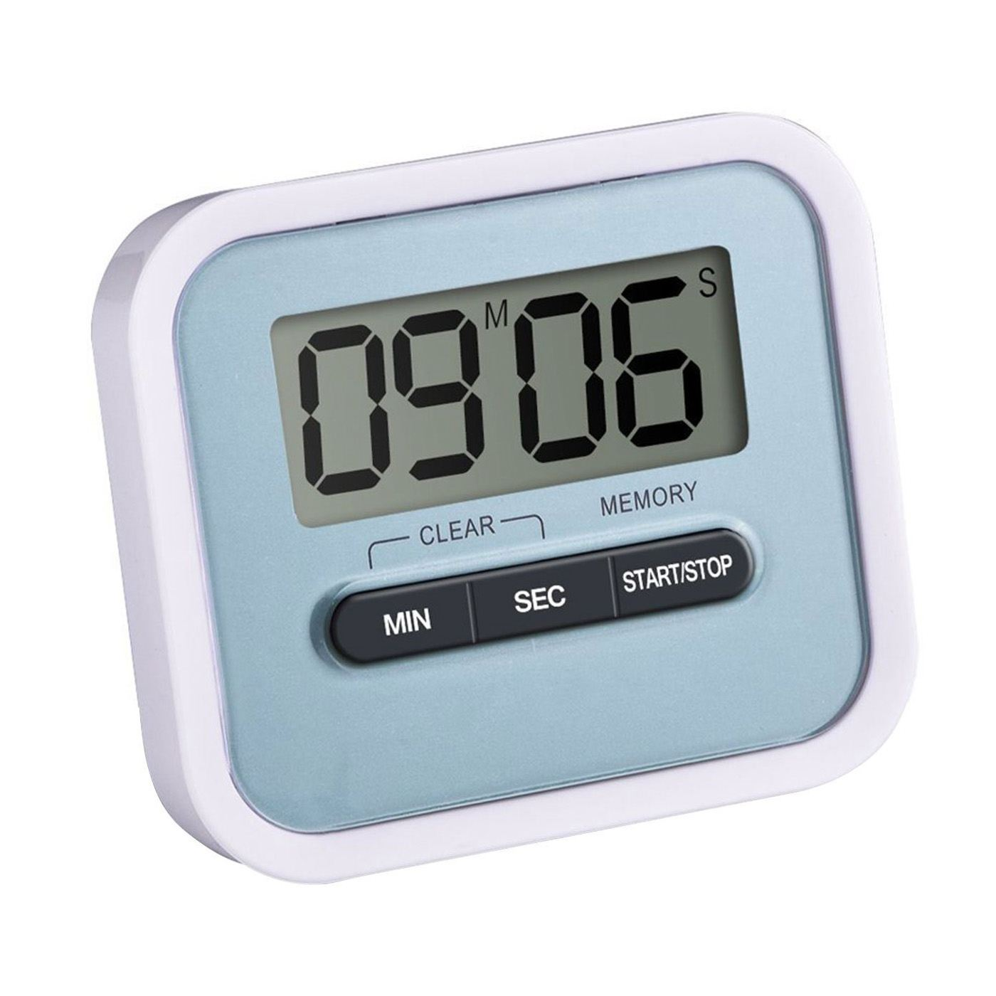 Portable Large Multifunction LCD Kitchen Cooking Timer Count Down Up ...