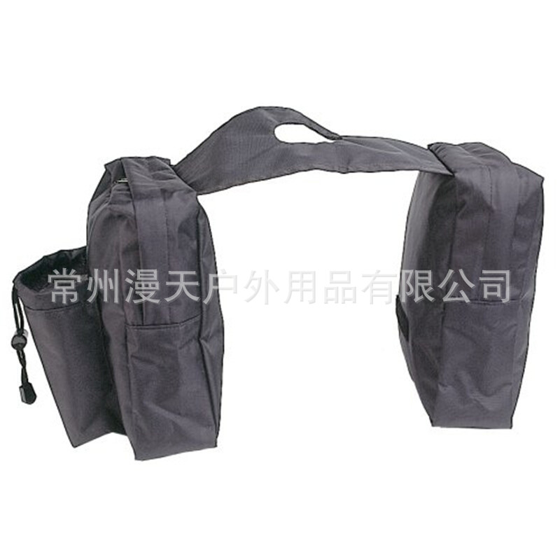 Universal Tank Bags Motorcycle Saddle Bags For ATV Tank Bag For BMW For Yamaha Side Bag Four-wheeled Off-road Vehicle Snowmobile
