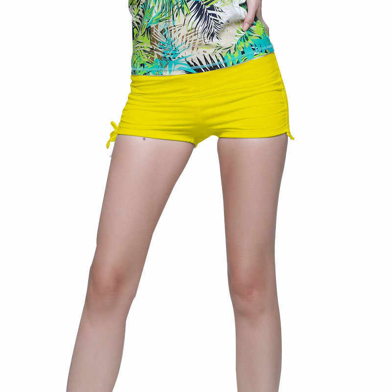 2018 шорты женские брендовые Новые Летние Стильные быстросохнущие лайкра пляжные спортивные женские летние шорты белые черные короткие Femme распродажа N