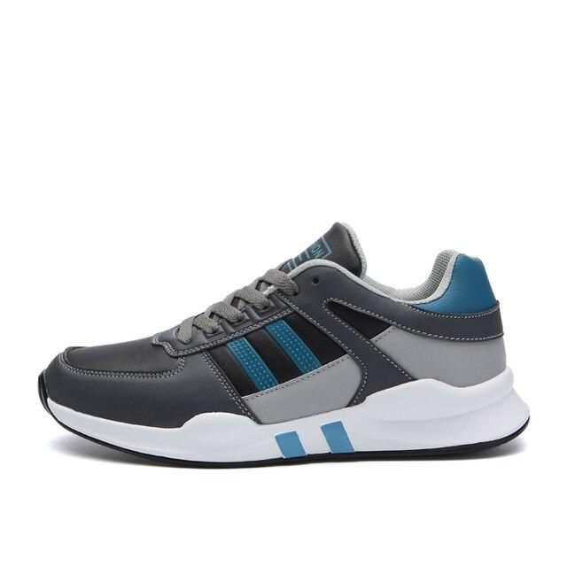 check out 00251 77da4 Terbaru Spring Autumn Menjalankan Sepatu Untuk Outdoor Nyaman Pria Sepatu  Pria Bernapas Sepatu Olahraga