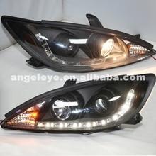 Для Toyota Camry 2001-2006 год светодиодный головной свет ангельские глазки