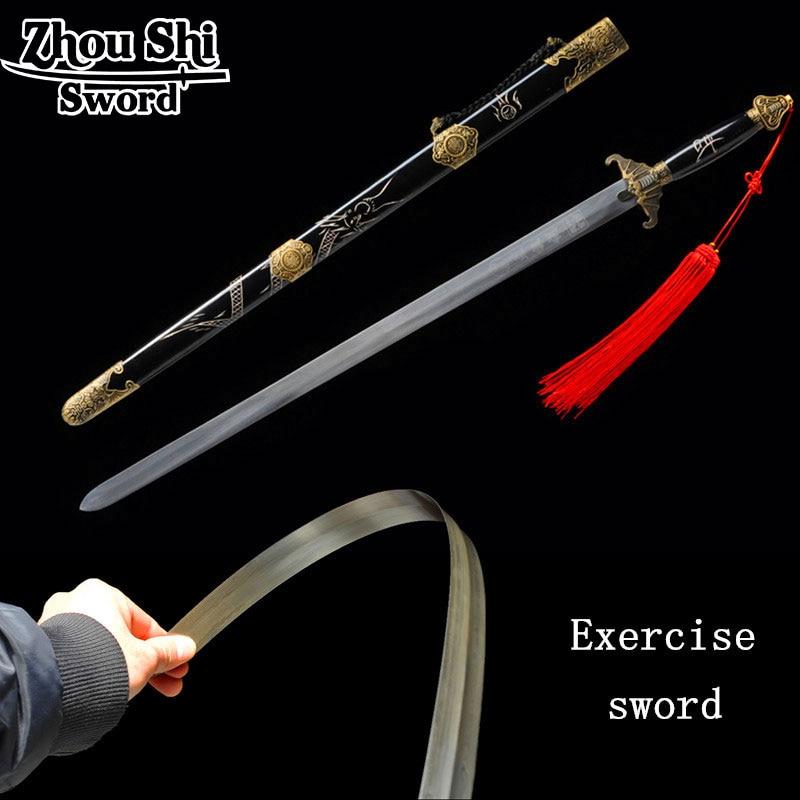 Exercise Bat Tai Ji Jian