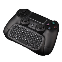 Bluetooth Wireless Keyboard Ps4 Controller Gamepad Joystick Remote Control  Console Play Station PC Gamepads