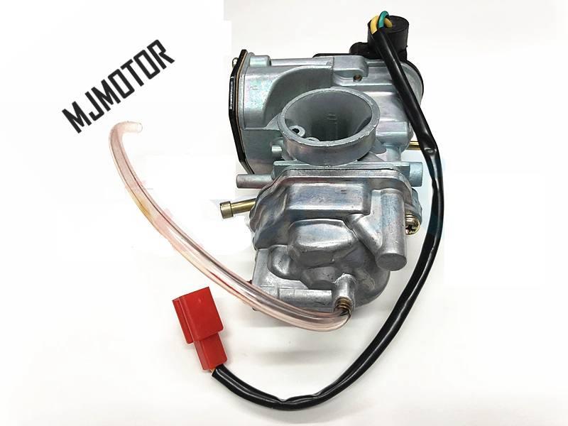 Carburateur AG100 assy. Pour chinois QJ Keeway ATV Quad Suzuki V100 2 temps moteur Scooter cyclomoteur motos cyclomoteur partie