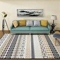 Japanischen Stil Weichen Design Indien Ethnische Große Teppiche Für Wohnzimmer Schlafzimmer Teppiche Hause Teppich Mode Bereich Teppich Boden Matte teppich-in Teppich aus Heim und Garten bei