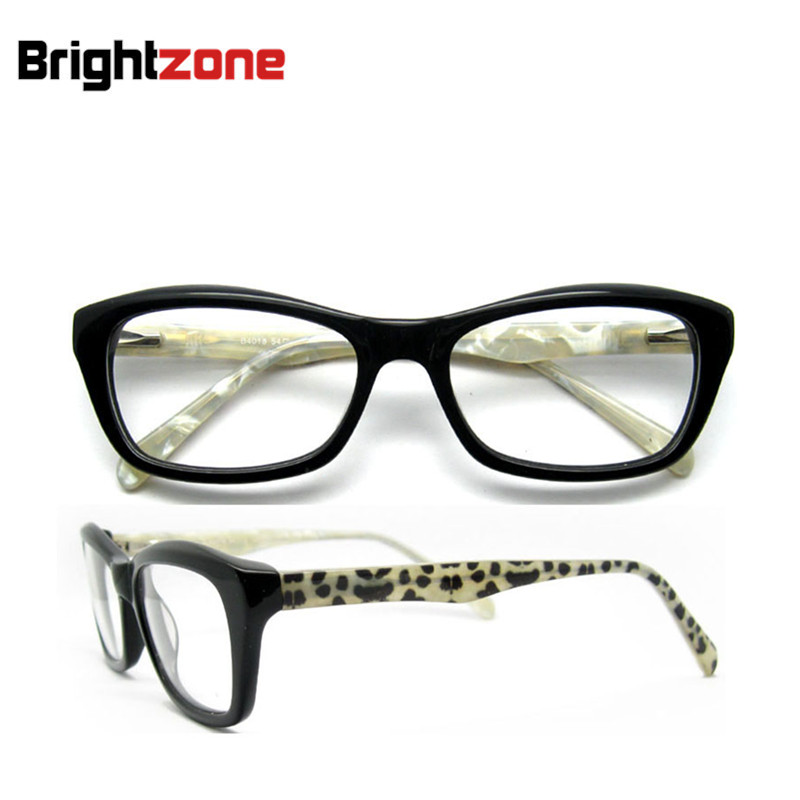 Hohe Gread Acetat Brillen Rezept Optischen Rahmen Oculos de grau ...
