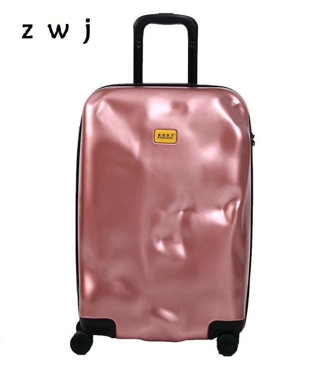 20,24,28 inch Spinner Wheels crash luggage ABS Suitcase Women Trunk Luggages Men Rolling Luggage for fashion girls