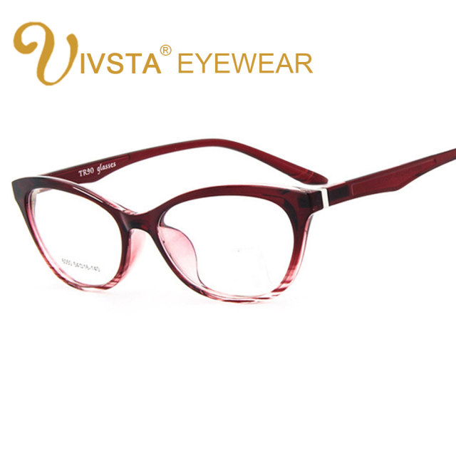 09481d72cc5 Online Shop IVSTA Cat Eye Glasses Frame Glasses Women Optical Frame ...