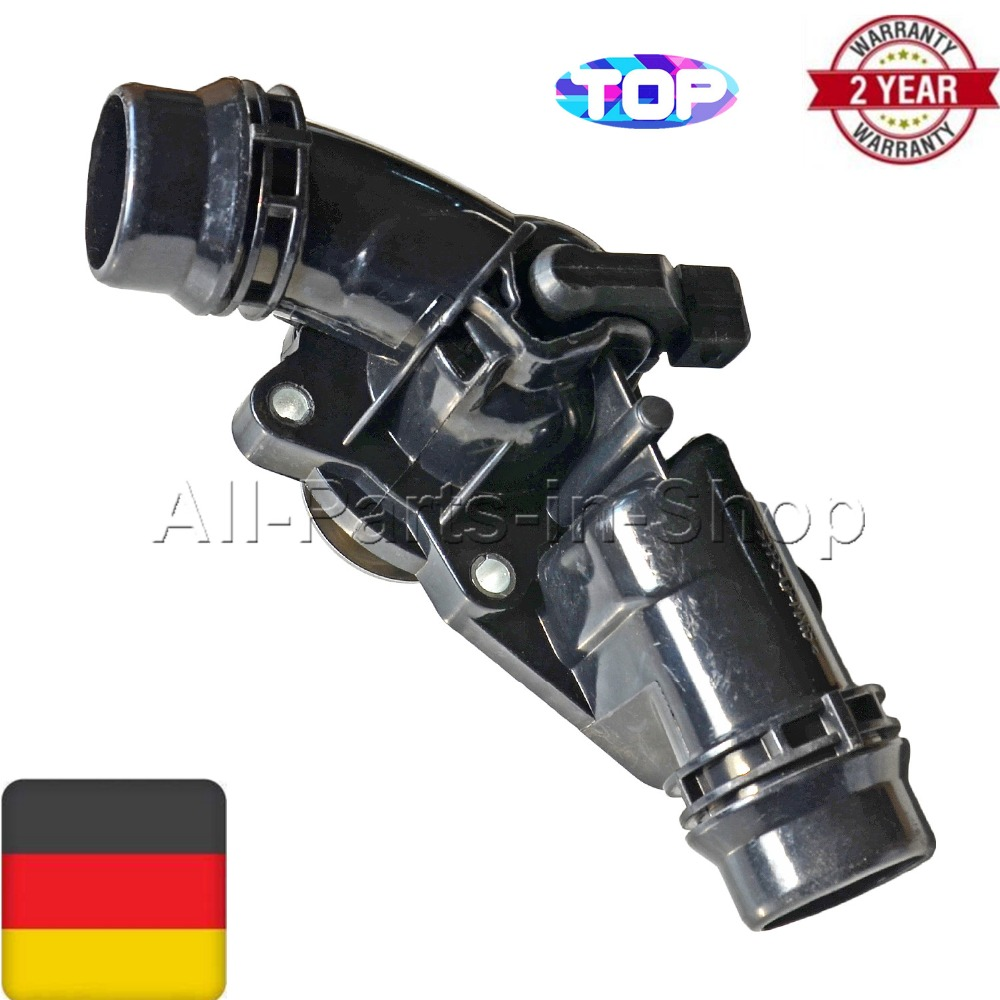 AP03 THERMOSTAT WITH HOUSING FOR BMW E46,E39,E83,E53,E60 320i 323i 325ci 325i 330i 11534509763/11531436823/11531437040