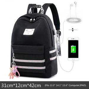 Campus Trend Girls Backpacks F