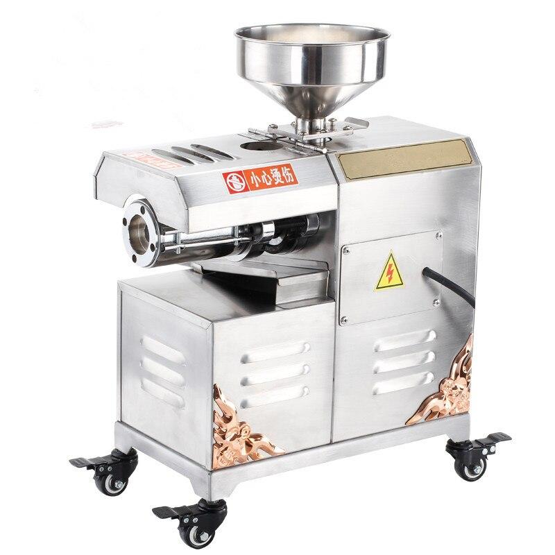 Presse à huile de noix de coco 30 kg/heure/presse à huile d'arachide
