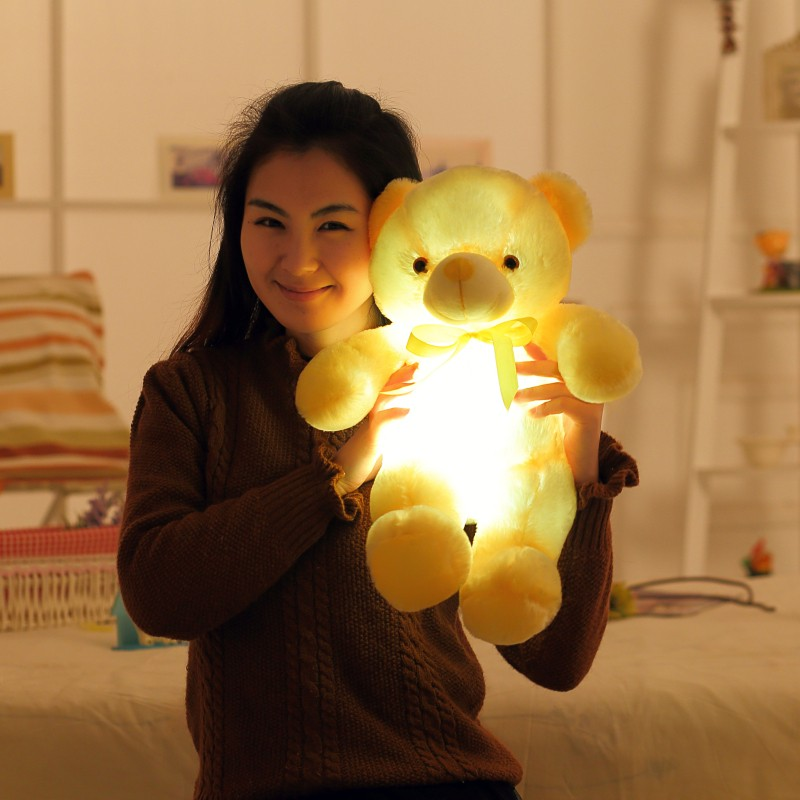 6-Cute-50cm-Creative-Light-Up-LED-Teddy-Bear-Stuffed-Animals-Plush-Toy-Colorful-Glowing-Teddy-Bear