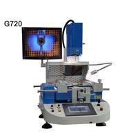 Сенсорный экран полуавтоматическая выровнять пайки BGA демонтажа удаление и реболлинга станция для ноутбуков/игровые приставки 220 В