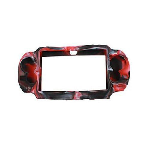 Unterhaltungselektronik Rot Schutz Silikon Weiche Fall-abdeckung Haut Tasche Für Sony Ps Vita Psv Entlastung Von Hitze Und Sonnenstich