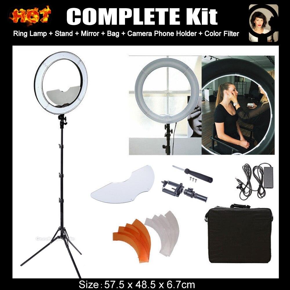 Aliexpress Com Buy Studio Dimmable 48cm 19 Quot 55w 5500k