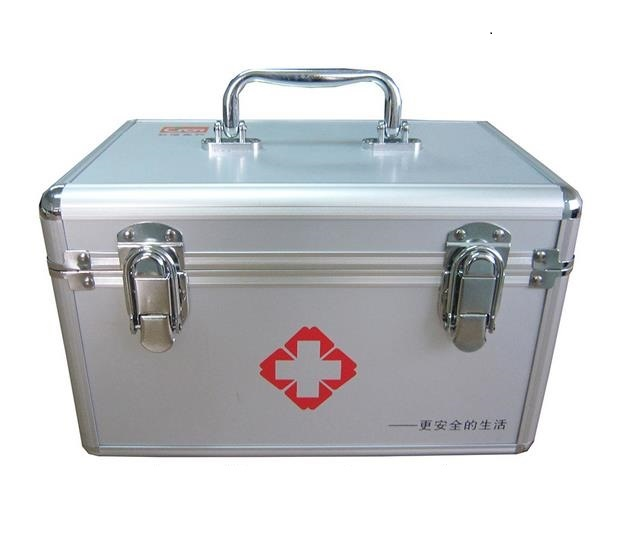 Office family factory campus First aid kit Car household nursing medical  first aid kit 280mm*180mm*170mm